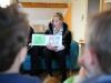 Prins Maurice en Prinses Chantal lezen voor Hummelhoeve-18
